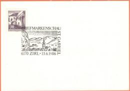 AUSTRIA - ÖSTERREICH - Autriche - 1986 - 20g Mörbisch + Sonderstempel Zirl - 1945-.... 2ª República