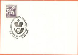 AUSTRIA - ÖSTERREICH - Autriche - 1985 - 20g Mörbisch + Sonderstempel Halbturn - 1945-.... 2ª República