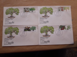 Argentine Fdc Arbres - FDC