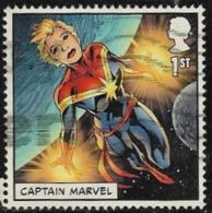 GB 2019 Marvel Comics 1st Type 2 Good/fine Used [40/32733/ND] - 1952-.... (Elizabeth II)