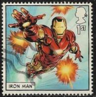 GB 2019 Marvel Comics 1st Type 8 Good/fine Used [40/32734/ND] - 1952-.... (Elizabeth II)