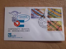 Argentine FDC, Championnat Du Monde D'aéromodélisme - FDC