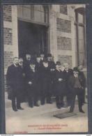 Carte Postale 59. Zuydcoote Sanatorium  Le Conseil D'administration  Trés Beau Plan - France