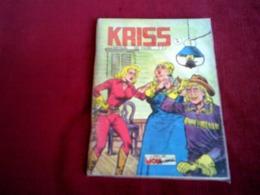 KRISS  No 83 - Non Classificati