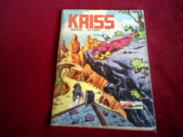 KRISS  No 85 - Non Classés