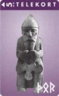 KTAS : KP26 5Kr, Viking God Thor     0693 MINT (Printed:4000) - Denemarken