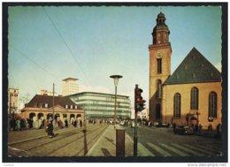 FRANKFURT Am MAIN - AN DER HAUPTWACHE - GERMANY - Frankfurt A. Main