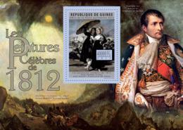 Guinea  2012  Paintings ,Francisco De Goya - Guinea (1958-...)