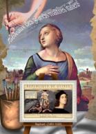 Guinea  2012  Paintings  Great Italian Masters Paintings - Guinea (1958-...)
