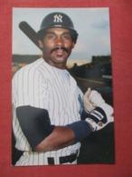Baseball> New York Yankees -------- Mike Easler   Circa 1986    Ref 3622 - Baseball