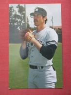 Baseball> New York Yankees --------Gary Roenicke     Circa 1986    Ref 3622 - Baseball