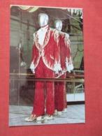 Icicile Motif Suit    Liberace Museum Museum Las Vegas Nevada  Ref 3622 - Museum