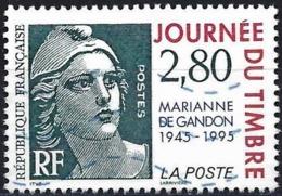 France 1995 - Mi 3076 - YT P2934 ( Stamp Day : Marianne Of Gandon ) - Gebruikt