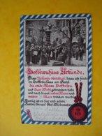 Muenchen Hofbraeuhaus Urkunde Muenchen.... - Muenchen