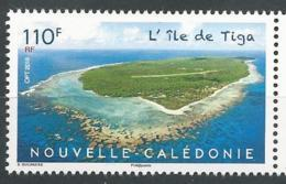 Nouvelle-Calédonie 2016 - L'Ile De Tiga - Nuevos
