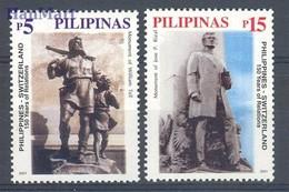 Philippines 2001 Mi 3292-3293 MNH ( ZS8 PLP3292-3293 ) - Filipinas
