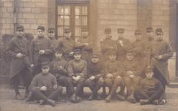 MILITAIRES ROUEN 74 EME REGIMENT D INFANTERIE CARTES PHOTO (BELLEVILLE PHOTOGRAPHE ROUEN) - Guerre 1914-18