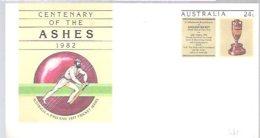STATIONERY 1982 - Enteros Postales