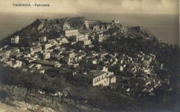 TAORMINA  Panorama RV - Messina