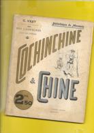 Rare COCHINCHINE & CHINE Dédicacé De L'Auteure C.VRAY 1904 (Marsouin) - Boeken, Tijdschriften, Stripverhalen