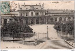 BRIVE LA GARE 1904 TBE - Brive La Gaillarde