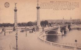 Liege Le Pont De Fragnee - Luik