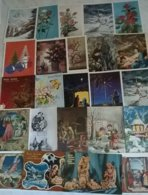 25 CART. SOGGETTI VARI (101) - Cartoline