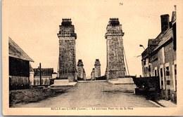 45 SULLY SUR LOIRE - Le Nouveau Pont Vu De Saint Père - Sully Sur Loire