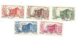 31/35  SERIE REVOLUTION RARE  EN OBLITERES   BELLES OBLITERATIONS   (CLASCAMEROU11) - Used Stamps