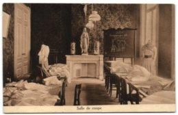 Anvers - Longue Rue Neuve 98 ) Pensionnat Des Dames De L'instruction Chrétienne - Salle De Coupe - Antwerpen