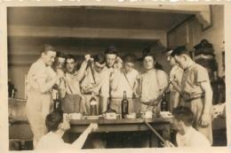 PHOTO ORIGINALE 41em RI 05/1935 - Guerre, Militaire