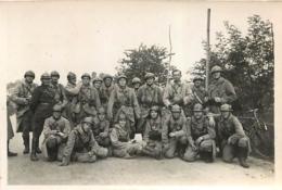 PHOTO ORIGINALE 41em RI 05/1935 - War, Military