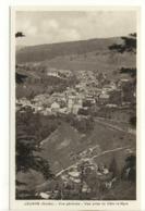 Carte Postale Ancienne Jougne - Vue Générale. Vue Prise De Côte La Myre - Francia