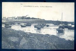 Cpa Du 22  Locquémeau Le Port à Marée Basse  Environs Lannion   LZ60 - Lannion