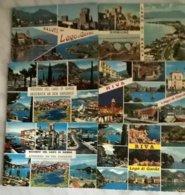 6 CART.  MONTECATINI TERME   (115) - Cartoline