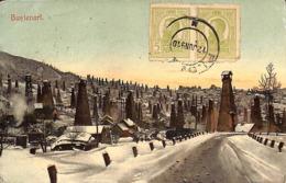 Romania - Bustenari (petrol, Puits De Pétrole, Edit. Ad. Maier & D Stern 1910) - Roumanie