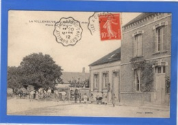 10 AUBE - LA VILLENEUVE AU CHATELOT Place De La Mairie (voir Descriptif) - Altri Comuni