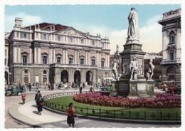 Milano (Mailand) - Piazza E Teatro Alla Scala - Milano (Mailand)