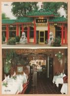 Germany - China Restaurant Chau In Kiel Und Eutin - Hotels & Gaststätten