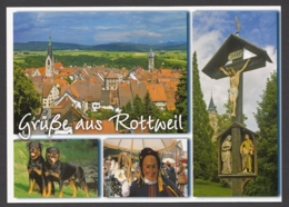 Grüsse Aus Rottweil Am Neckar - 4 Ansichten - Rottweil