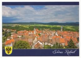 Schönes Rottweil Am Neckar - Panorama - Rottweil