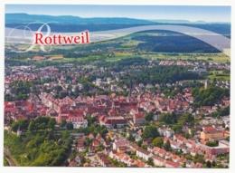 Rottweil Am Neckar - Blick Vom Thyssenkrupp Testturm Auf Die Stadt - Rottweil