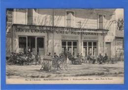 30 GARD - ALES Bar De L'Ardèche, Hôtel-restaurant Gentil - Alès