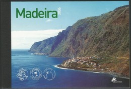 2006 Portugal (Madeira) Year Set Prestige Booklet With Europa: Integration Included (** / MNH / UMM) - 2006