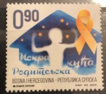 Bosnia And Hercegovina, Republic Of Srpska, 2019, Parental House Iskra (MNH) - Bosnien-Herzegowina
