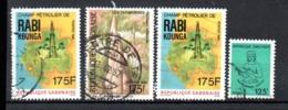 LOT GABON OB - Gabon (1960-...)