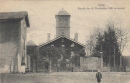 AK – GORZ (Gorze) – Kapelle Des Heiligen Theobaldus 1916 (Feld-Lazarett-Stempel) - Zonder Classificatie