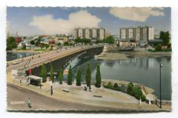 CPsm  44 : NANTES  Pont De Pirmil   A  VOIR  !!!!!!! - Nantes