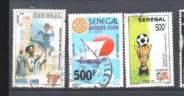 LOT SENEGAL OB - Sénégal (1960-...)