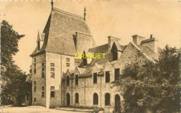 29 St Thégonnec, Le Chateau De Quelennec, Vue N° 3, Carte Pas Courante - Saint-Thégonnec